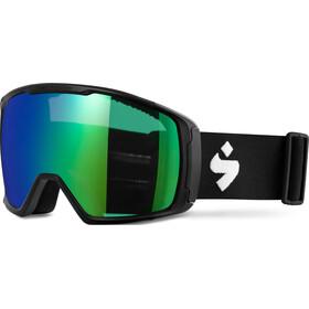 Sweet Protection Clockwork RIG Reflect Goggles Men matte black/black-RIG emerald